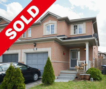 SOLD LOVELY SEMI IN A FAMILY NEIGHBOURHOOD