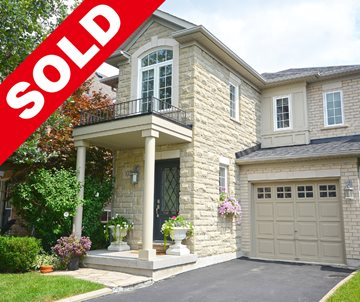SOLD STUNNING BRAMPTON FAMILY HOME