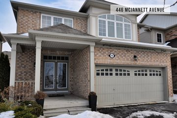 FOR SALE 446 MCJANNETT AVENUE MILTON OVERLOOKING THE ESCARPMENT