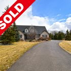 SOLD BUNGALOFT BACKING ON TO TREED CONSERVATION LAND