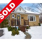 SOLD DOWNTOWN BRAMPTON BUNGALOW WITH SERENE POND