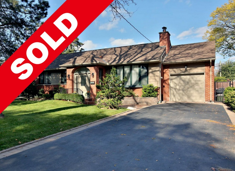 SOLD: 1551 Clearwater Drive Mississauga Home Listing For Sale by JN Asensio Realty GTA Realtors