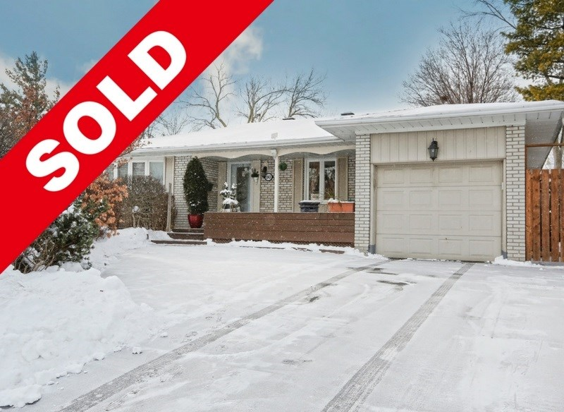 SOLD 3 Bedroom Bungalow For Sale in Brampton by thesix Real Estate Agents