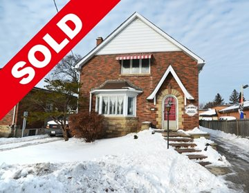 SOLD DOWNTOWN BRAMPTON - LIVE AND WORK FROM HOME