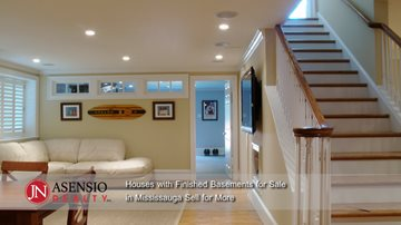 Houses with Finished Basements for Sale in Mississauga Sell for More houseswithfinishedbasementforsaleinmississauga