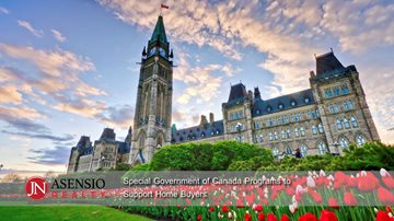 Government of Canada Programs to Support First Time Home Buyers governmentofcanadaprogramstosupporthomebuyers